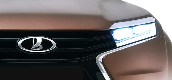 АвтоВАЗ начал разработку нового кроссовера Lada