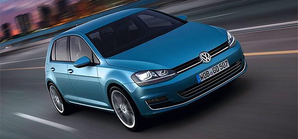 Volkswagen Golf стал самым популярным автомобилем Европы шестой год подряд