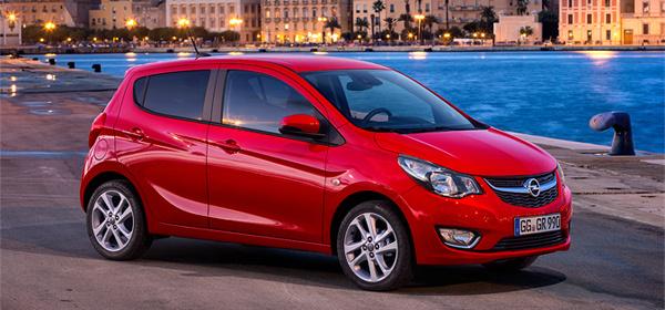 Opel Karl переделают в электромобиль