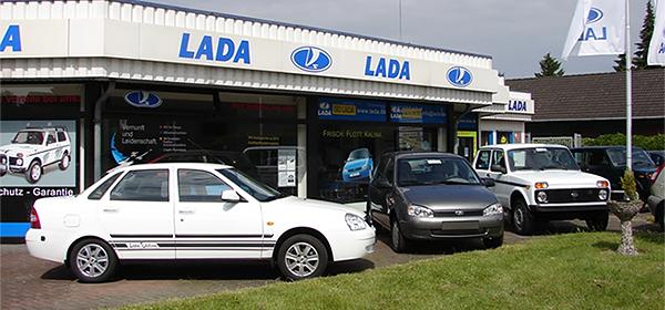В Европе отказались ставить на учет автомобили АвтоВАЗа