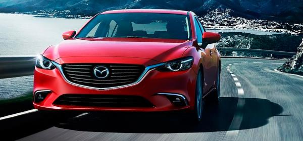 Рестайлинговая Mazda6 получила полный привод