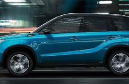 Названа дата начала продаж Suzuki Vitara в России