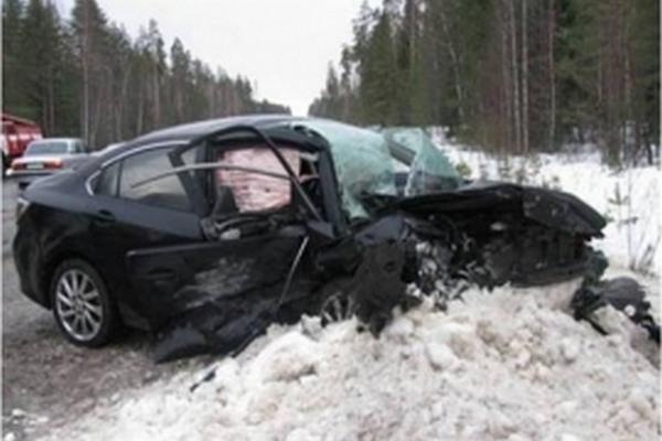 В аварии в Смоленском районе погибли трое