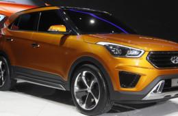 Hyundai начнет собирать в России новый компактный кроссовер