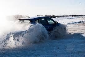 Смоленских автомобилистов приглашают на «Зимний кольцевой спринт с элементами дрифта».