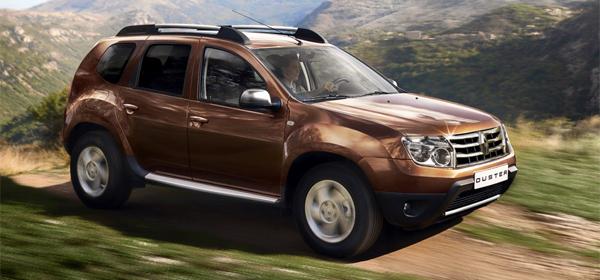 Renault Duster подешевел на 3%
