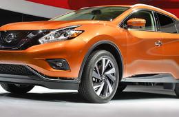 Nissan может начать производство нового Murano в Санкт-Петербурге