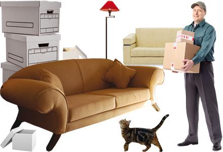 Перевезем мебель недорого.