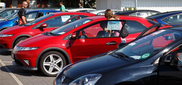 В 2015 году белорусы и казахи вывезли из России 40 тысяч автомобилей