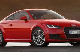 Audi представила самую дешевую модификацию TT