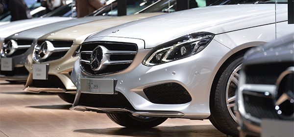 Mercedes оштрафовали на 56 миллионов долларов за ценовой сговор