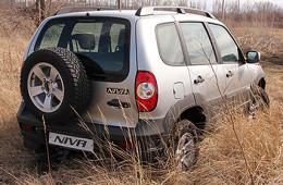 Названы цены на новую модификацию Chevrolet Niva