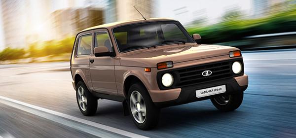 АвтоВАЗ увеличит производство Lada 4×4 Urban