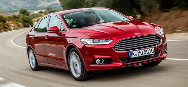 Производство нового Ford Mondeo во Всеволожске начнется 9 апреля