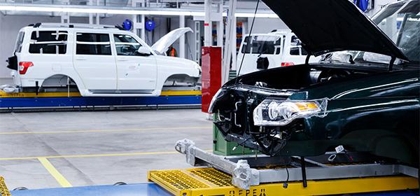 Автомобили УАЗ начнут собирать во Вьетнаме