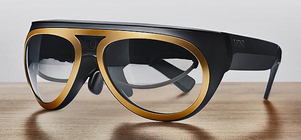 Mini разработала очки дополнительной реальности для автовладельцев
