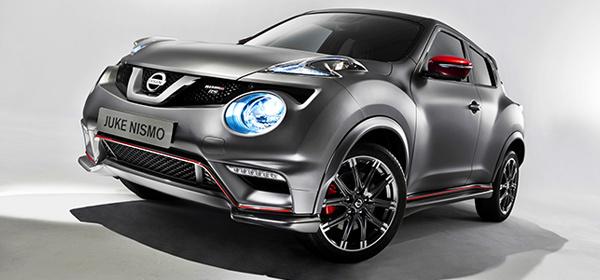 Nissan назвал российские цены на Juke Nismo RS