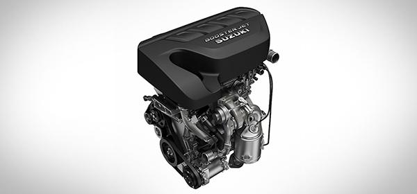 Suzuki представила новый бензиновый турбодвигатель для России