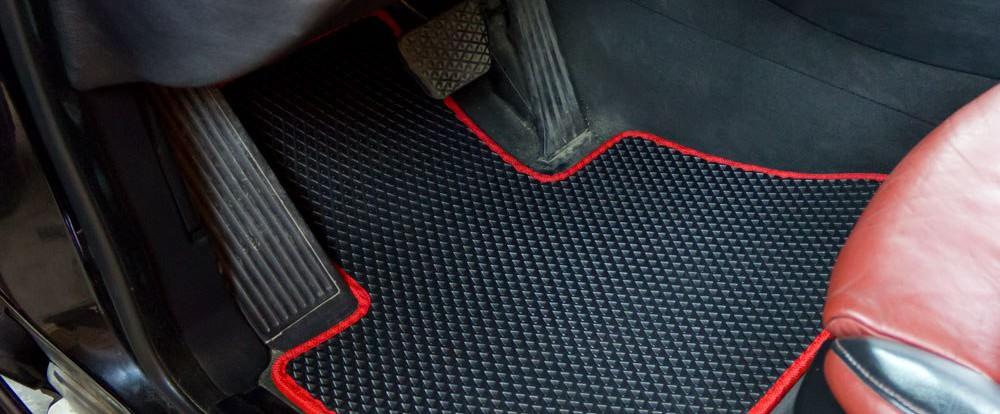 Типы автомобильных ковриков
