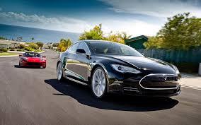 Электромобили Tesla — автомобиль будущего