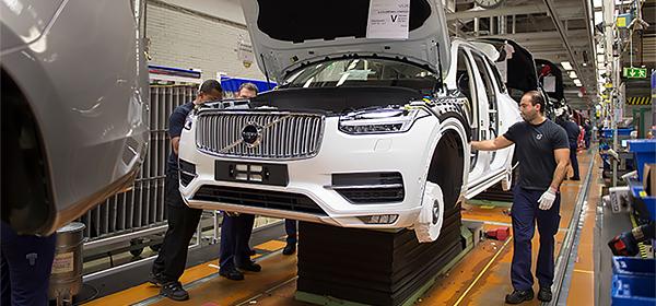 Volvo инвестирует в свой первый завод в США 500 миллионов долларов