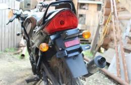 В Смоленской области студент украл мотоцикл