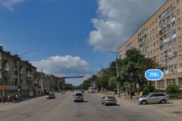 На улице Кирова в Смоленске сбили женщину-пешехода