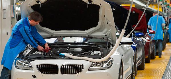 BMW построит завод полного цикла в России через два года