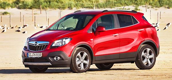 Opel будет продавать в России автомобили, собранные в Беларуси