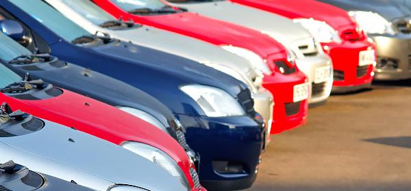 С начала года по программе утилизации было продано 100 тысяч машин