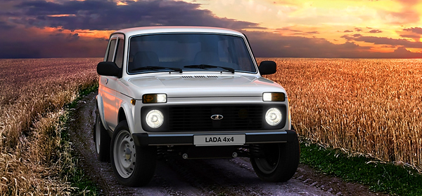 Lada 4×4 получит новую приборную панель