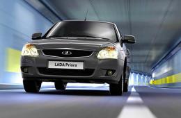 Lada Priora получит новый дизайн