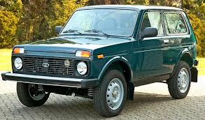 АвтоВАЗ возобновил производство внедорожника Lada 4×4