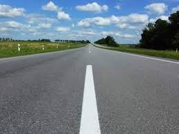Витебское шоссе в Смоленске разделили сплошной полосой