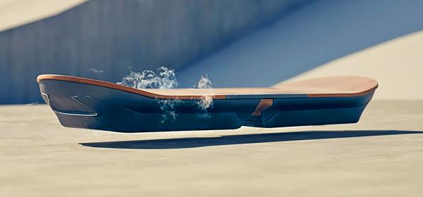 Lexus разработал летающий скейтборд