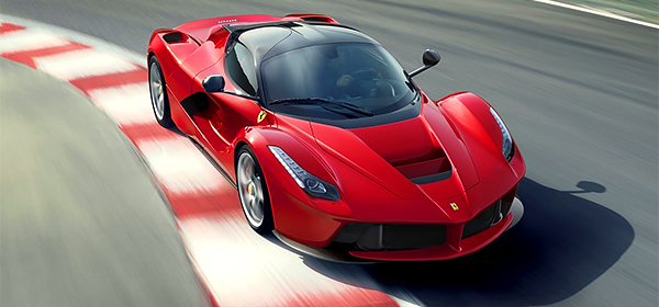Ferrari отзывает гибридные суперкары LaFerrari