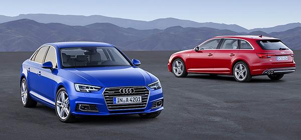 Audi представила новое поколение A4