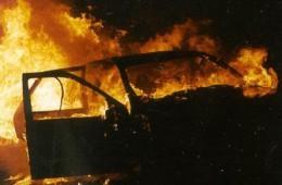 В Смоленске сгорела «Копейка».