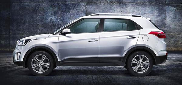 Hyundai показал бюджетный кроссовер для России