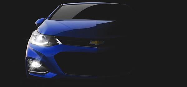 Новый Chevrolet Cruze станет больше и легче своего предшественника