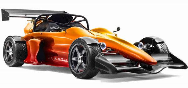 В Австралии построили сверхбыстрый спорткар