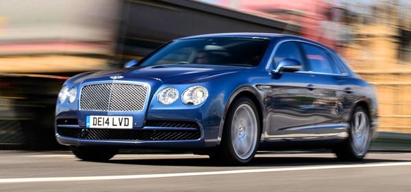 В Bentley сменился главный дизайнер