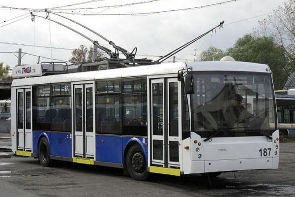 В Смоленске 1 троллейбус пойдет по-новому