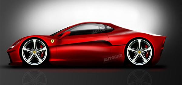 Ferrari возродит спорткар Dino