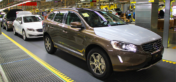 Volvo планирует собирать автомобили в России