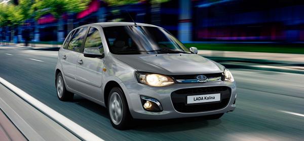 АвтоВАЗ начал продажи Lada Kalina с роботизированной трансмиссией