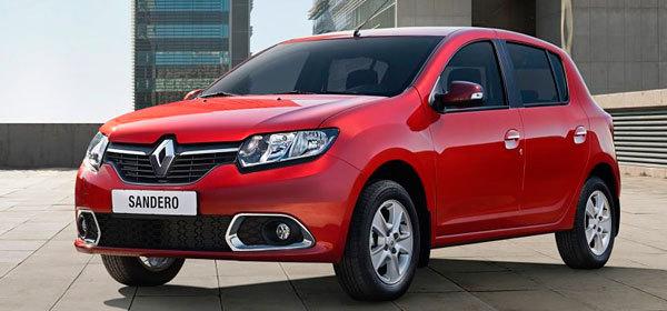 Renault Logan и Sandero российской сборки получат коробку «автомат»