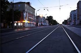 В Смоленске на маршрут выехал «пожарный трамвай».