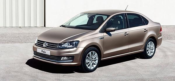 Volkswagen назвал цены на обновленный Polo