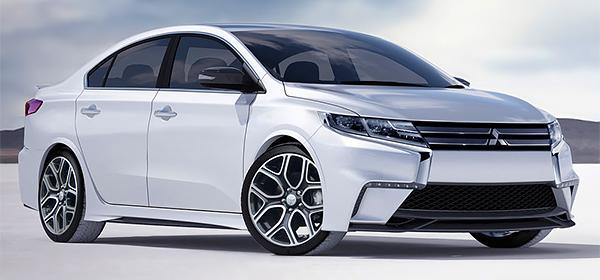 Mitsubishi приступила к работе над новым Lancer